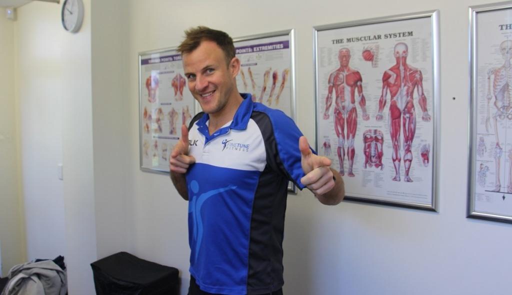 Cameron Taylor - Fine Tune Fitness Personal Trainer