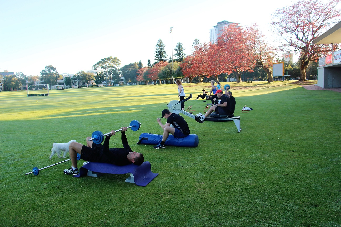Fine Tune Fitness South Perth Cross Train X-Treme Training