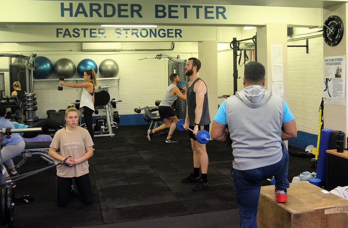 Fine Tune Fitness South Perth - Interior Fitness Training