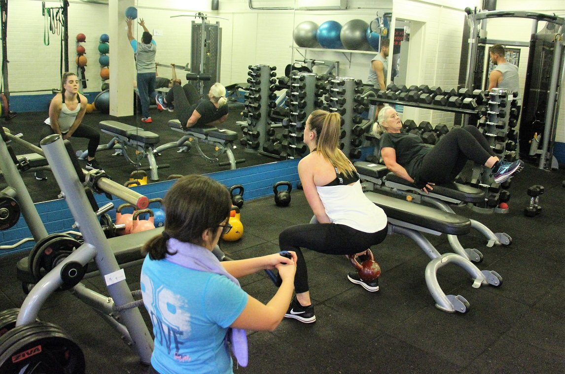 Fine Tune Fitness South Perth - Free Weights
